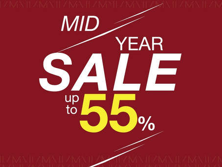 MISSHA PROMOTION MID YEAR SALE UP TO 55%!!! ลดสูงสุด 55% ตลอดเดือนมิถุนายนนี้ !!!