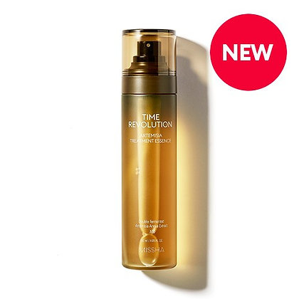 Missha Time Revolution Artemisia Treatment Essence (Mist Type)