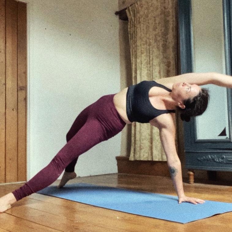 Individual 60 minute yoga lesson