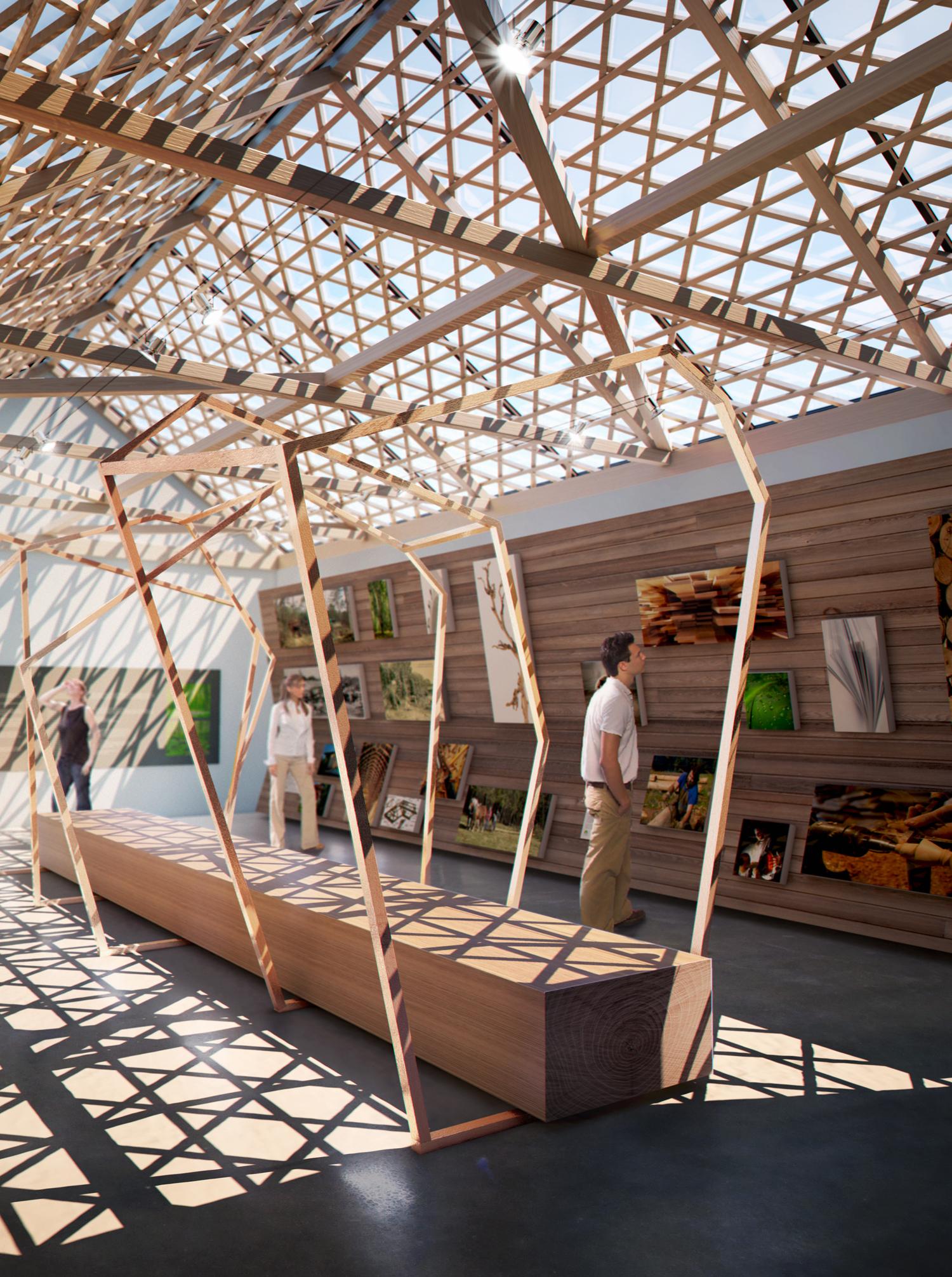 Un dimanche au musée du bois