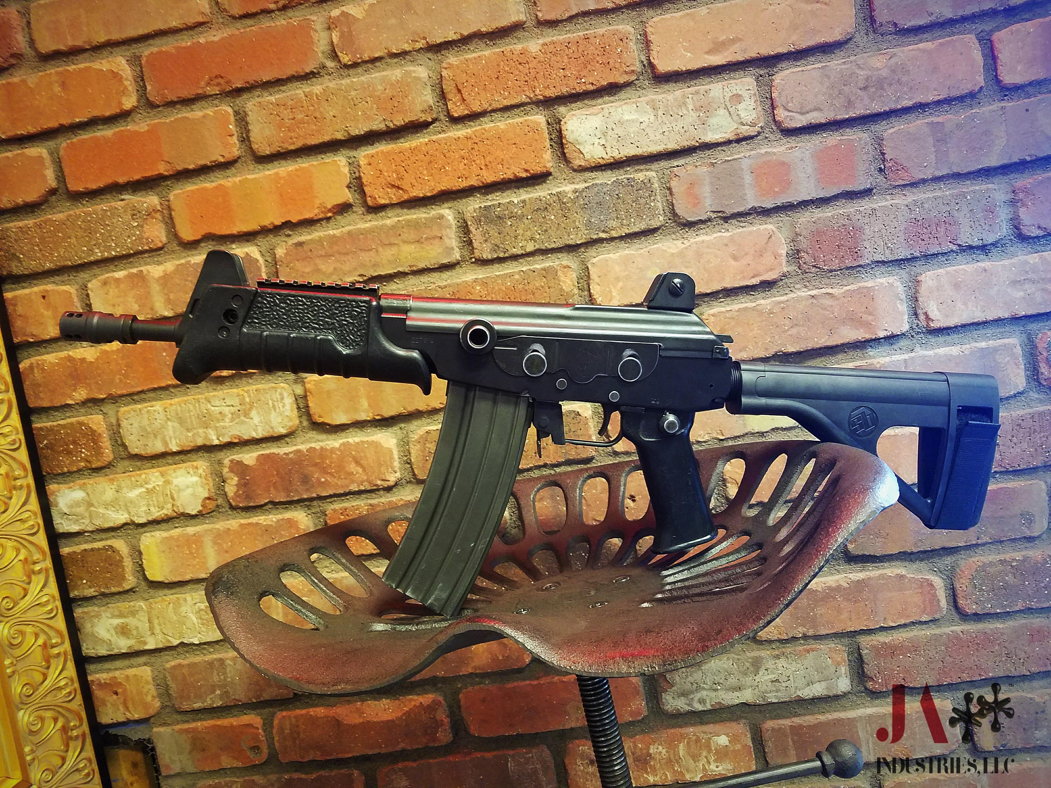 Micro Galil Pistol .300Blk