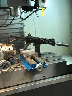 Micro Galil .300blk Suppressed