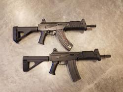 JAXX Micro Galil Pistols
