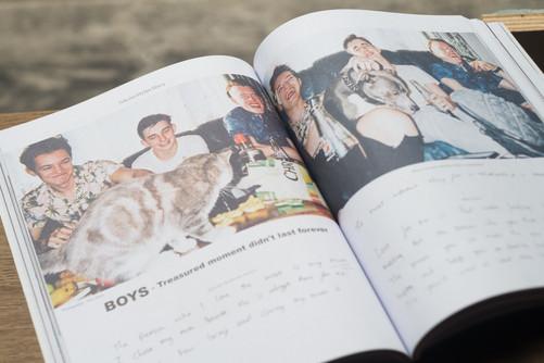 BOURGEOIS Magazine Vol.3