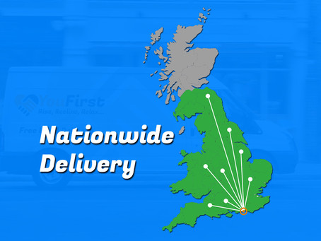 Nationwide delivery!
