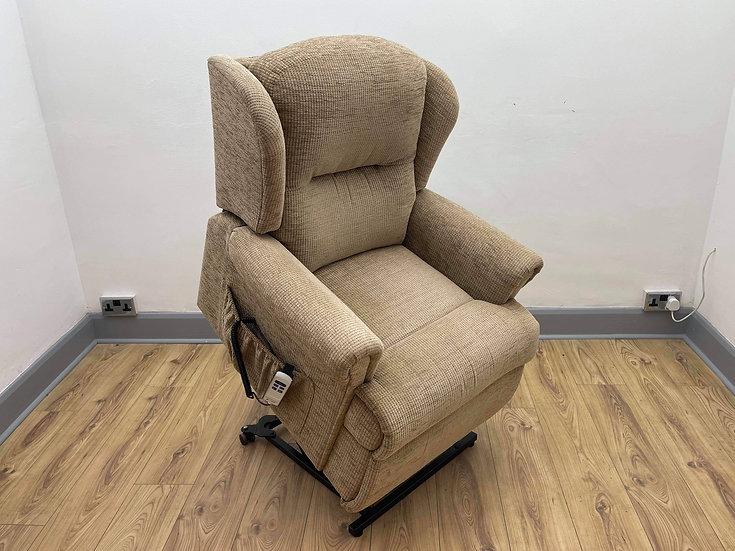 Sherborne Rise & Recliner Chair, Malvern Dual Motor Riser (Petite)