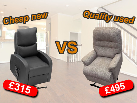Cheap new or quality pre-owned? That is the question!
