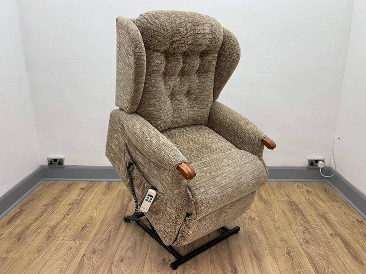 Sherborne Rise & Recliner Chair, Lynton Dual Motor Riser (Standard)