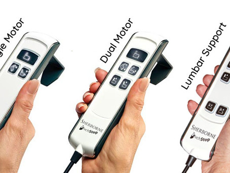 The Sherborne handset & how to use it
