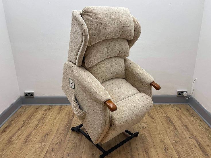 HSL Rise & Recliner Chair, Linton Dual Motor Riser (Small)