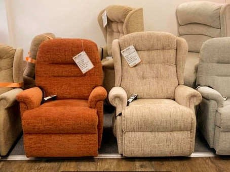 Shopping around for the perfect Rise & Recliner!