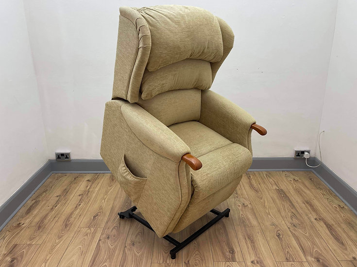 HSL Rise & Recliner Chair, Linton Dual Motor Riser (Large)