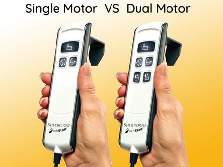 Single motor vs Dual motor