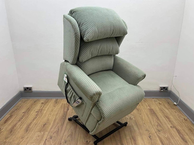 Sherborne Rise & Recliner Chair, Windsor Dual Motor Riser (Large)