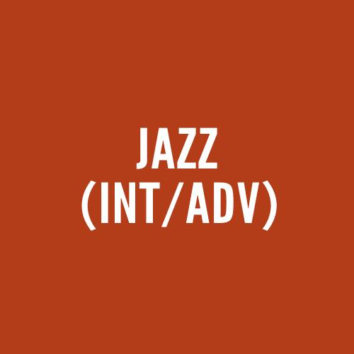 Jazz (Int/Adv)