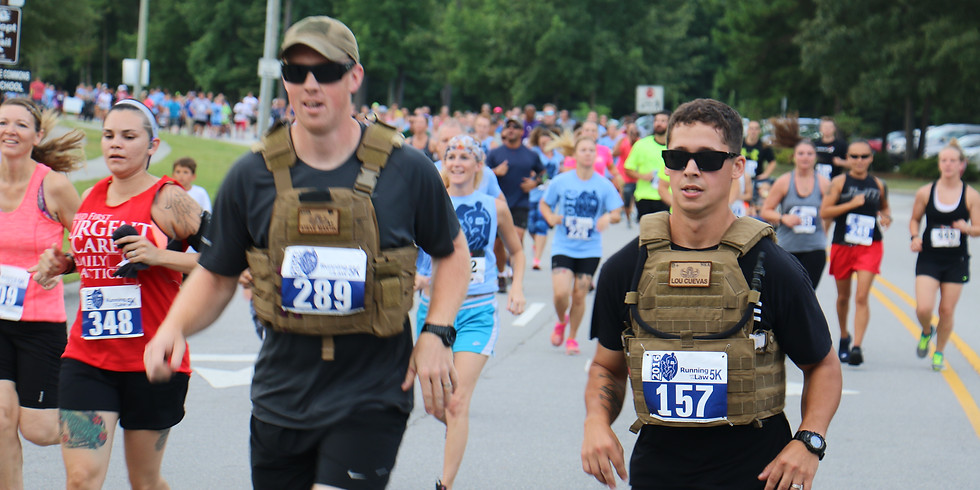 Running with the Law 5k