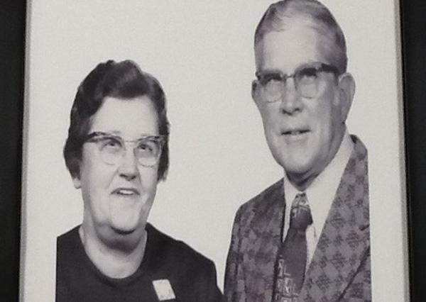 Joe & Ruth Morgan
