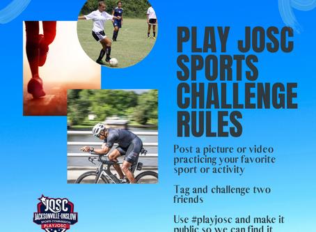 JOSC Sports Challenge