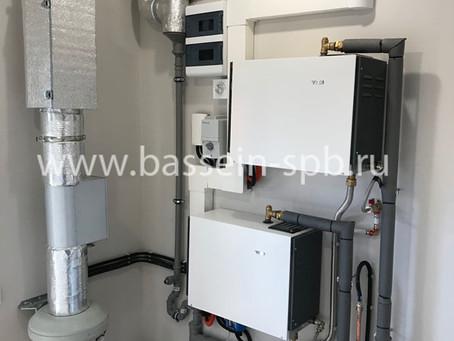 Требования для установки парогенератора