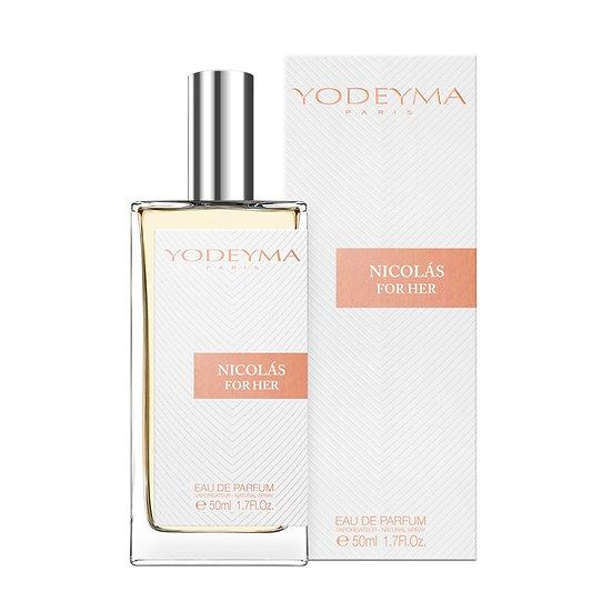 Nicholas For Her Eau De Parfum 50ml (Narcisco Rodriguez)