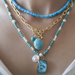Link Chain Necklaces