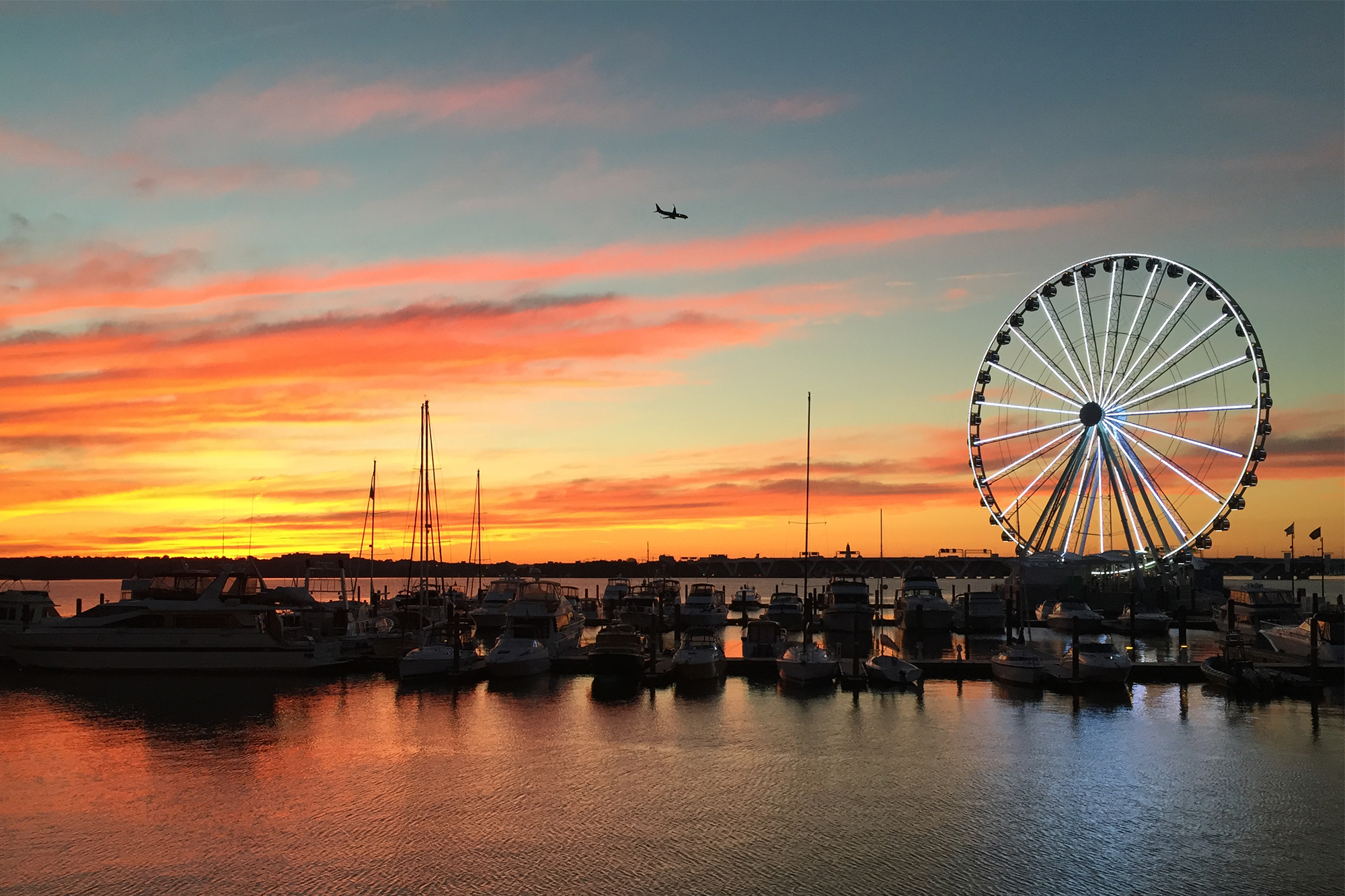 Sunset Observation Wheel
