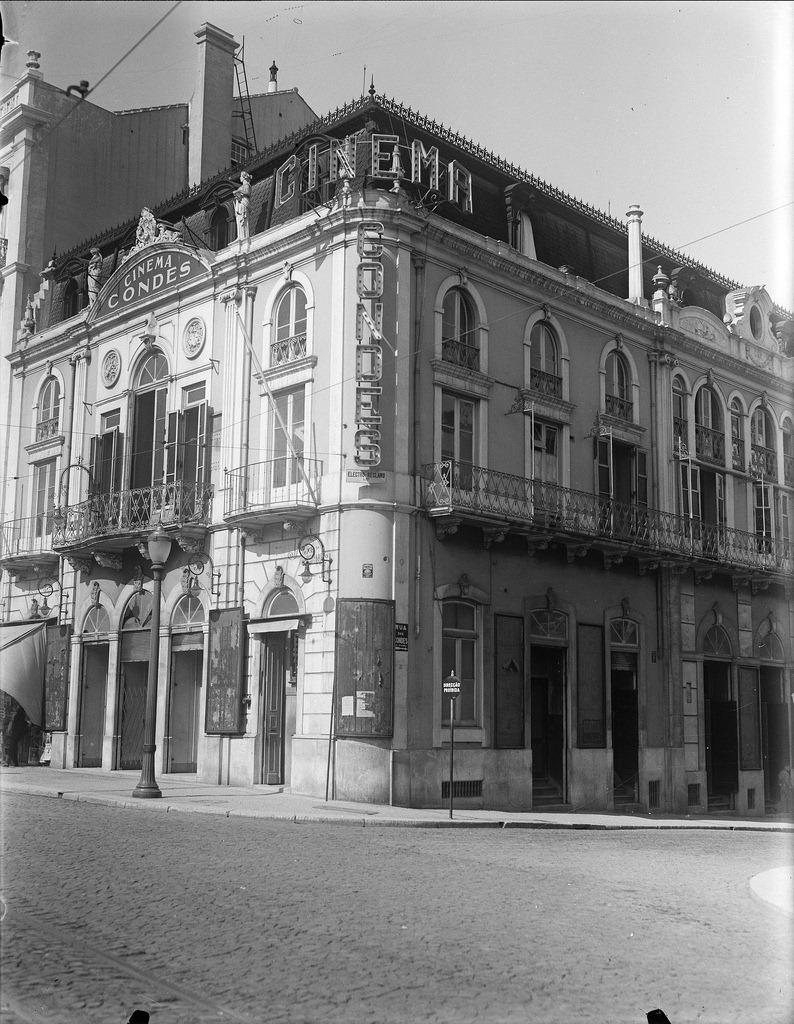 Cinema Condes - 1921
