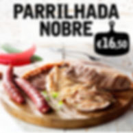 Promotion Mixed Barbecue
