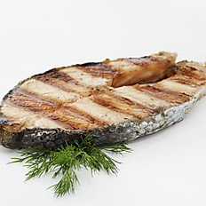 Grilled Nile Perch
