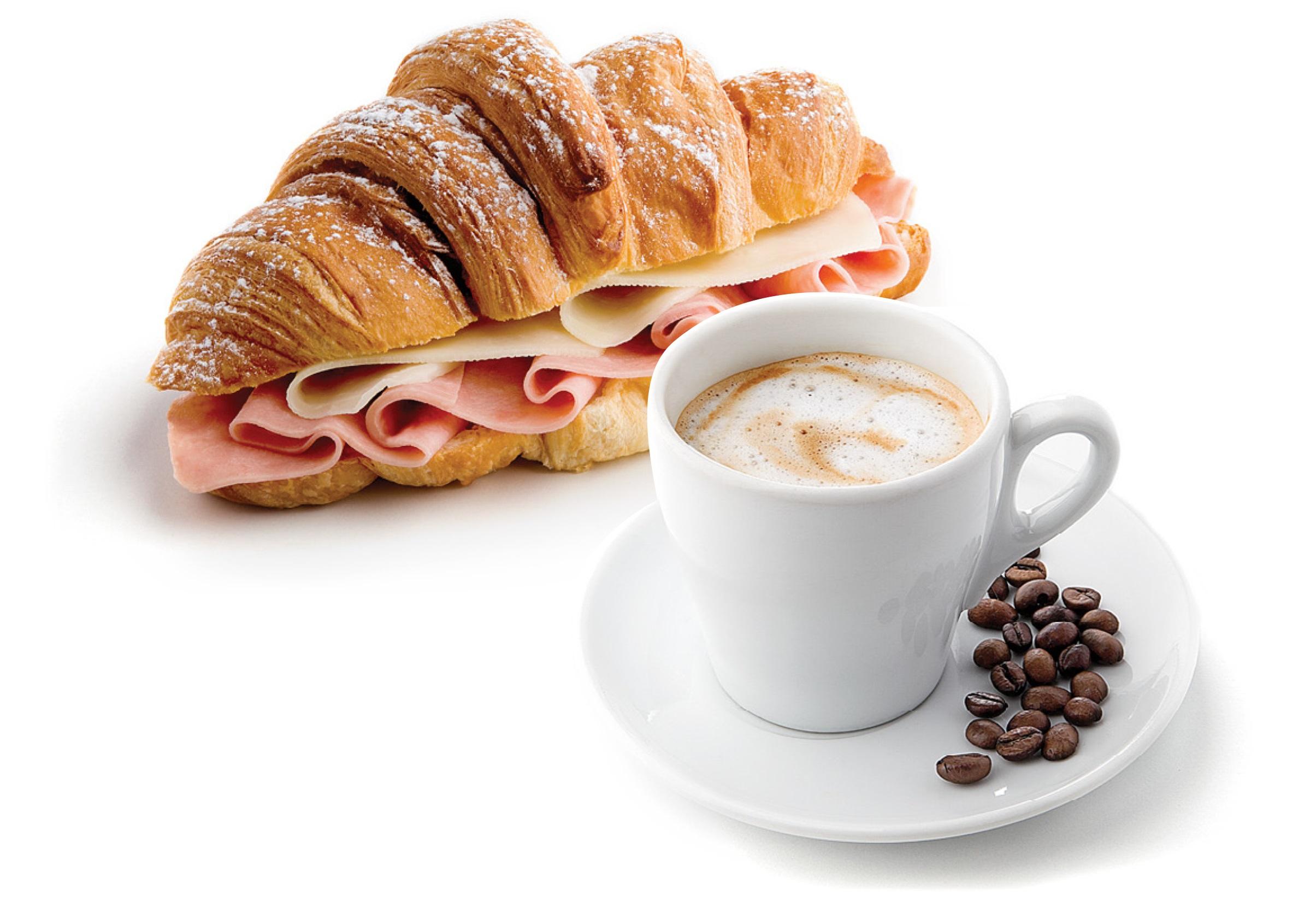 Croissant+meia leite