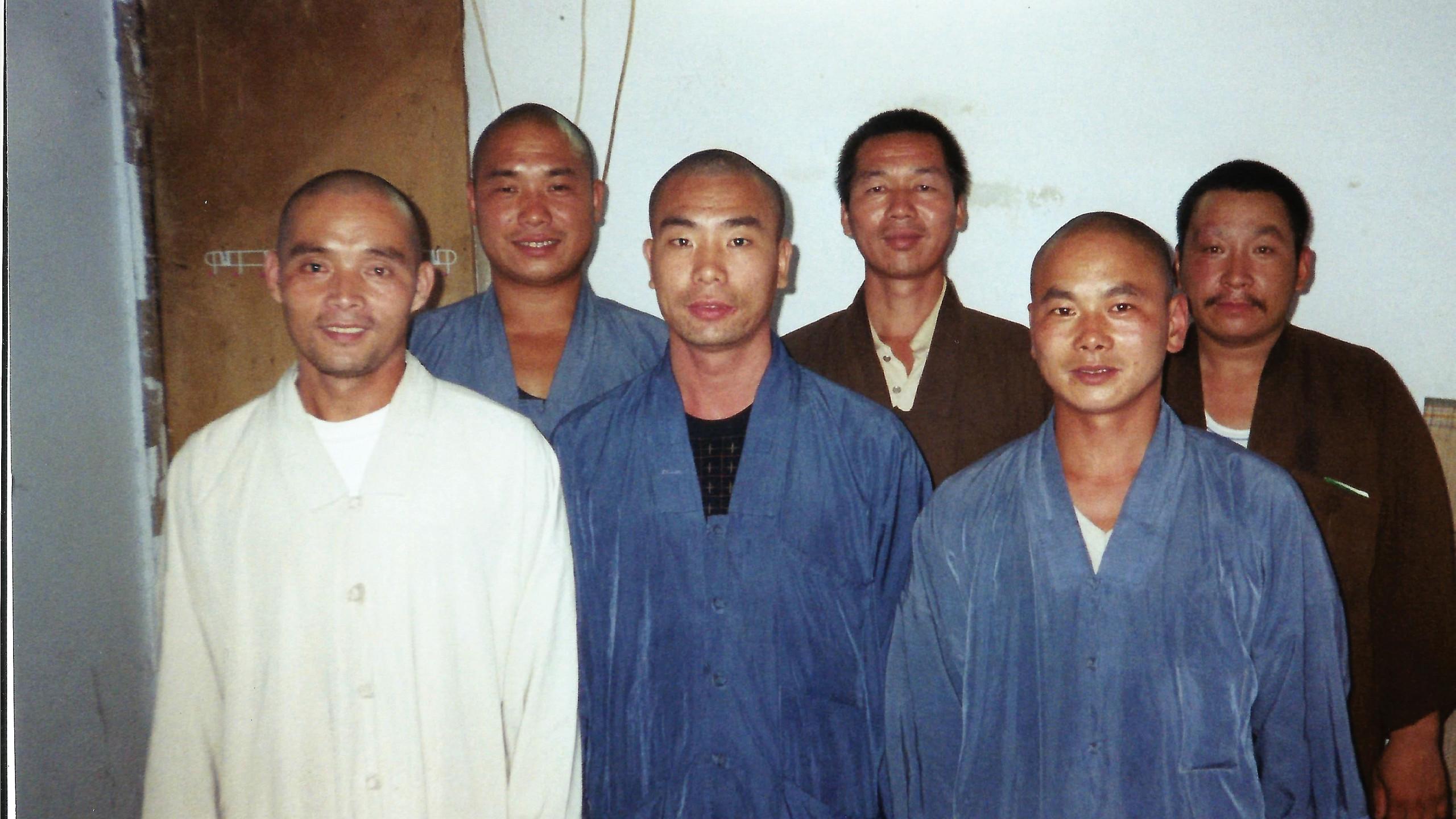Wushu Practicioners