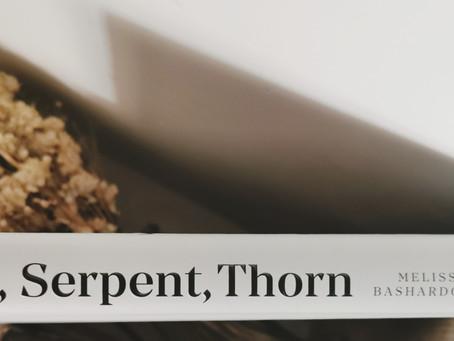 Girl, Serpent, Thorn by Melissa Bashardoust [Review]