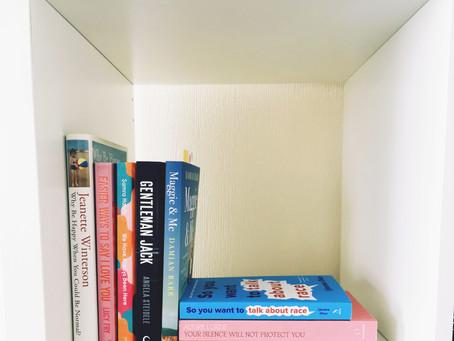 Bookcase Tour & Updates