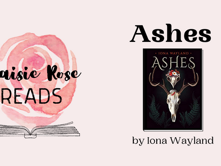 Review: Ashes by Iona Wayland
