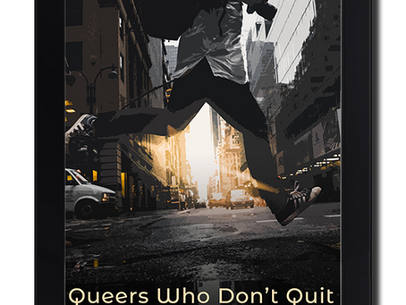 Queers Who Don't Quit: A Collection of Queer Short Stories edited by G. Benson [review]