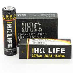 Hohm Tech 18650 Batteries