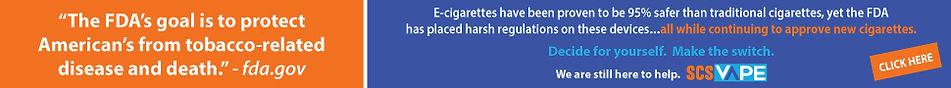 FDA regulations on vaping