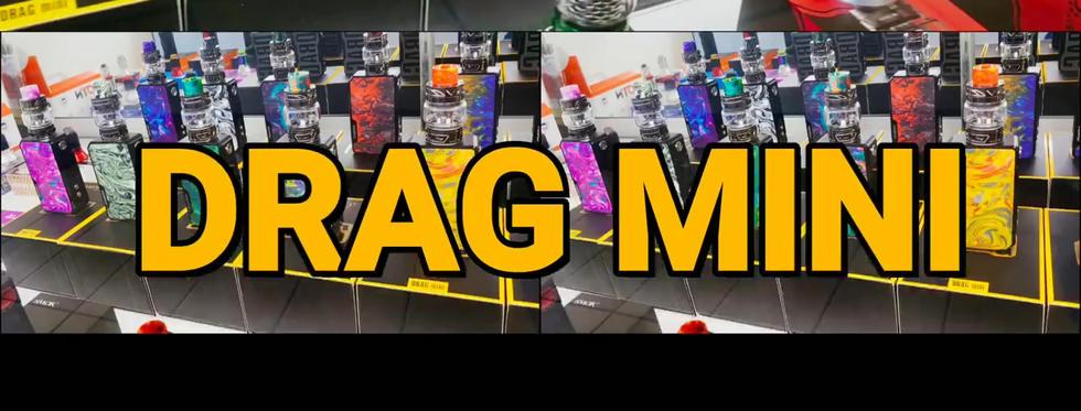 Drag 2 and Drag Mini Kits, back in stock