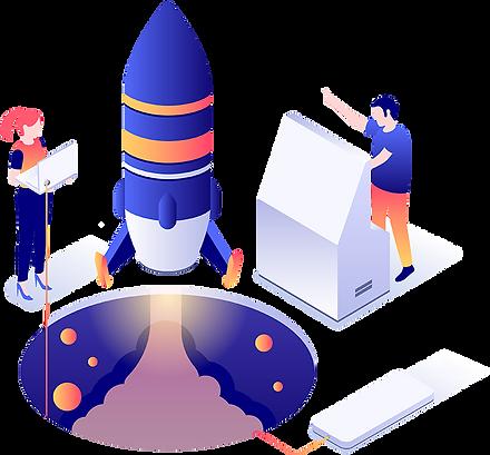 omran marketing rocket