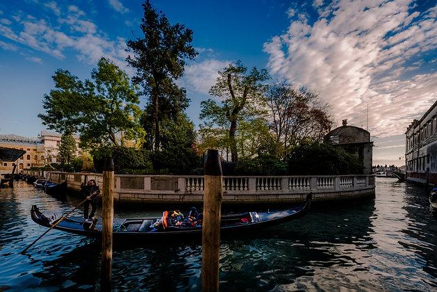 Lake of Venice, Italy
