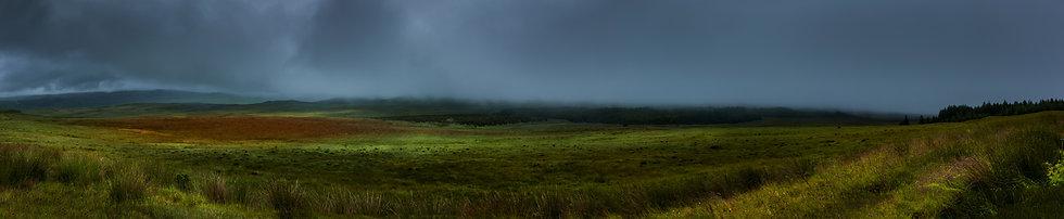 Panorama, Isle of Skye, Scotland
