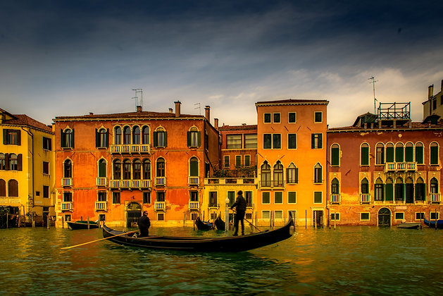 Lake Garda, Venice, Italy