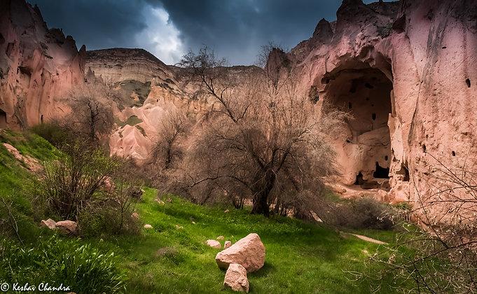Capadoccia Cave, Turkey