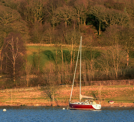 Off To Sail, Windermere, England