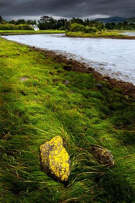 Peffery River, Dingwall, Scotland