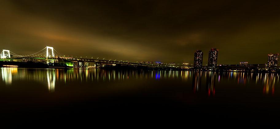 Night View, Tokyo, Japan