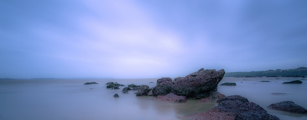 Early Morning at Goa Beach, India