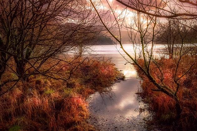 Cumbria Fall Season, Lake District, England