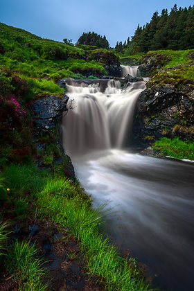 Isle of Skye Waterfall, Scotland