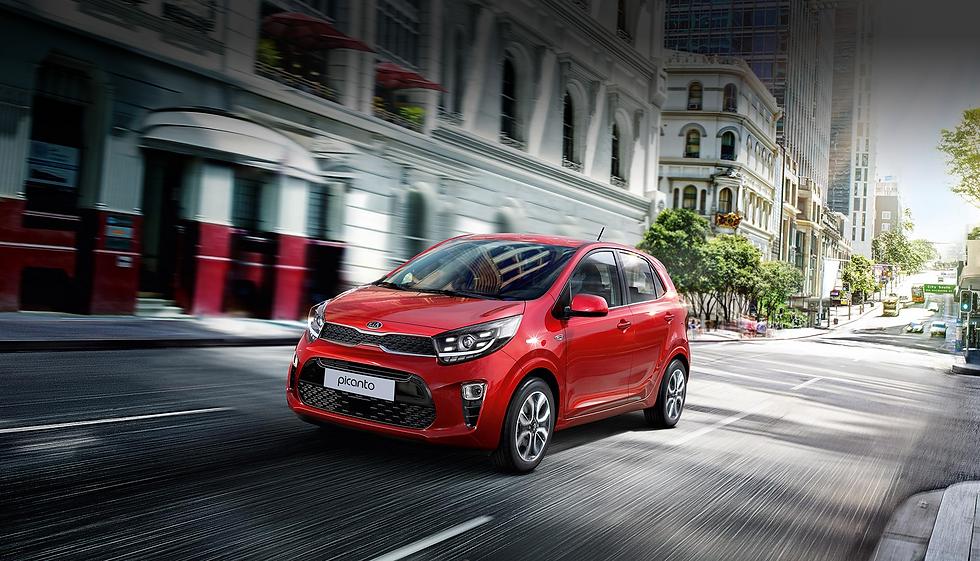 Découvrez la Picanto dans votre concession automobile Kia Martinique, une voiture citadine offrant une garantie de 5 ans.